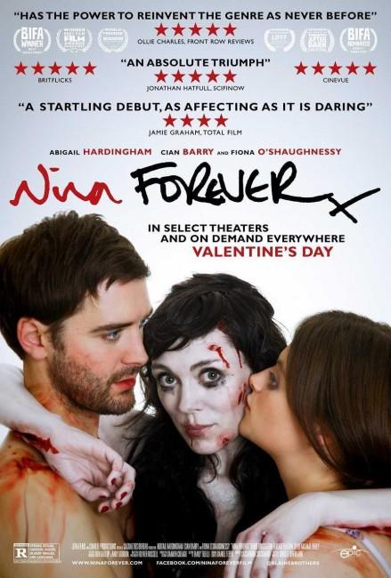 Nina Forever (2015) poster