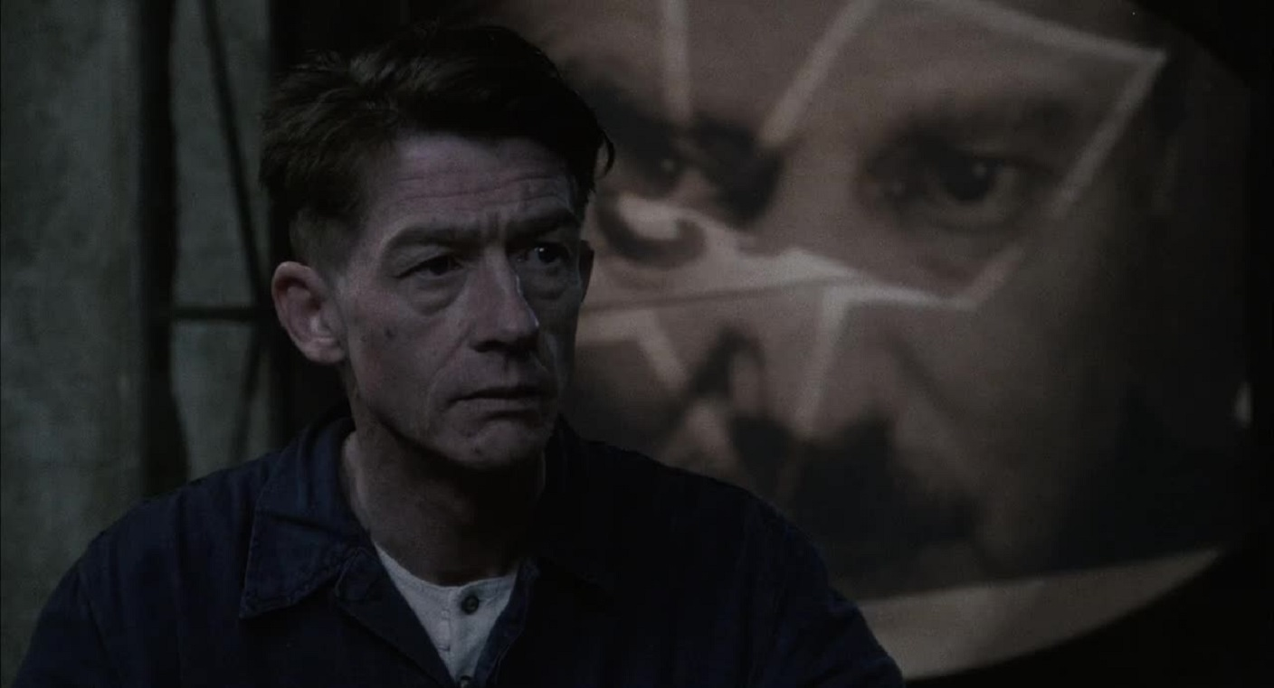 John Hurt as Winston Smuth in Nineteen Eighty Four (1984)