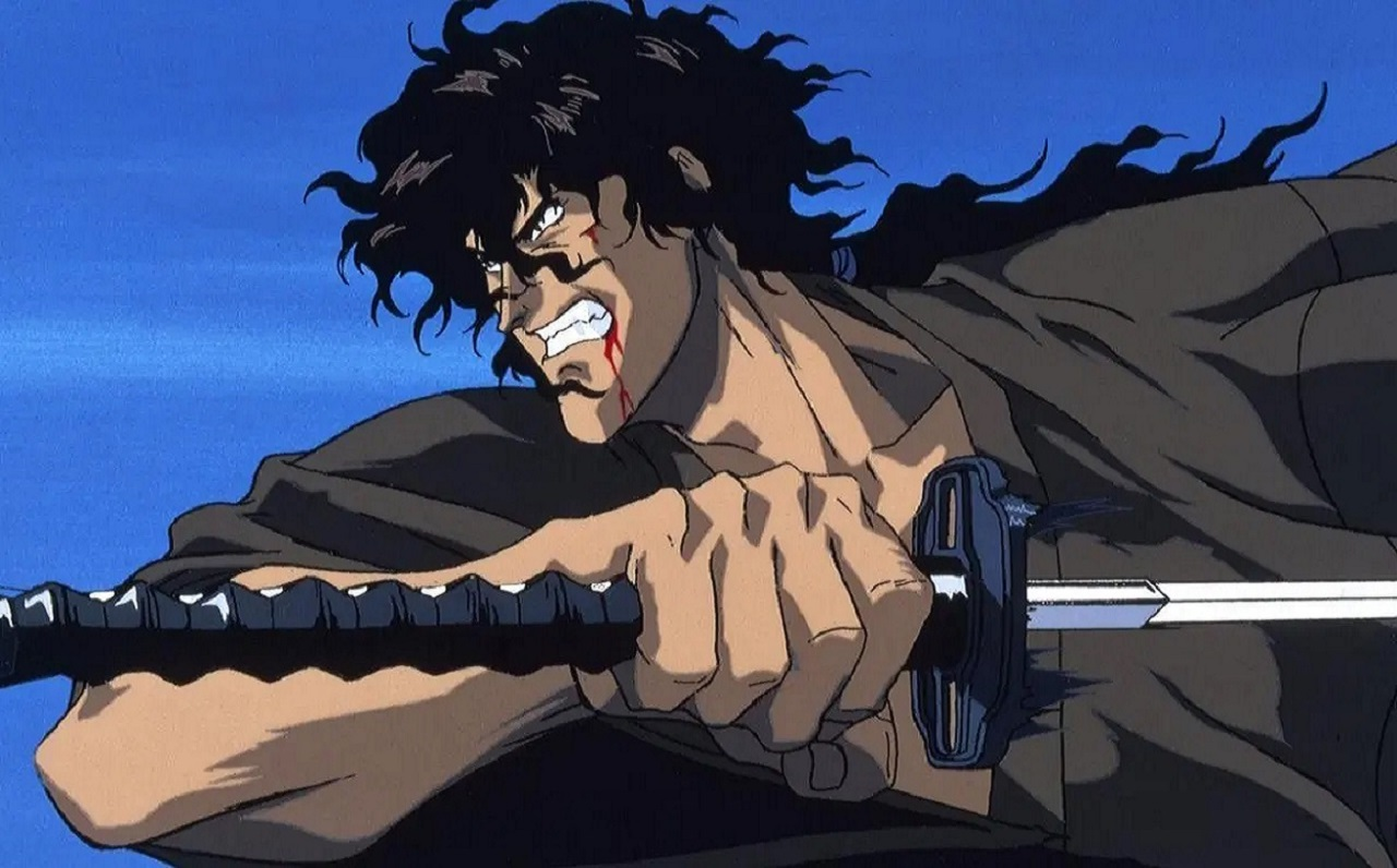 The ninja Kibagami Jubei in Ninja Scroll (1993)