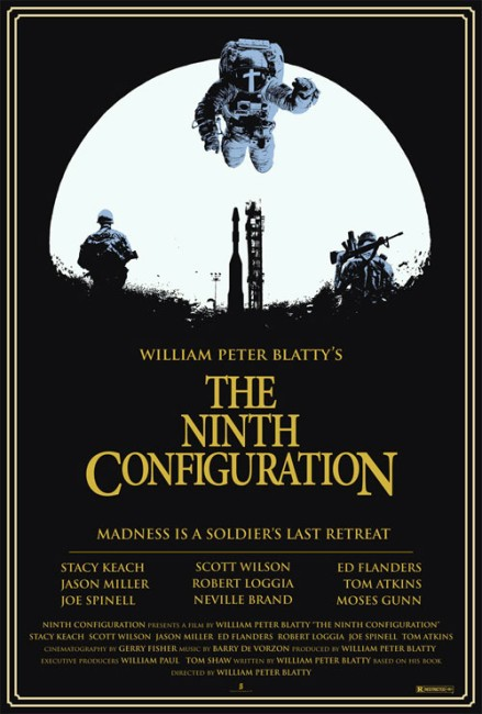 The Ninth Configuration (1980) poster