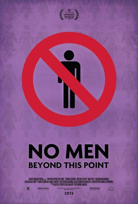 No Men Beyond This Point (2015) poster