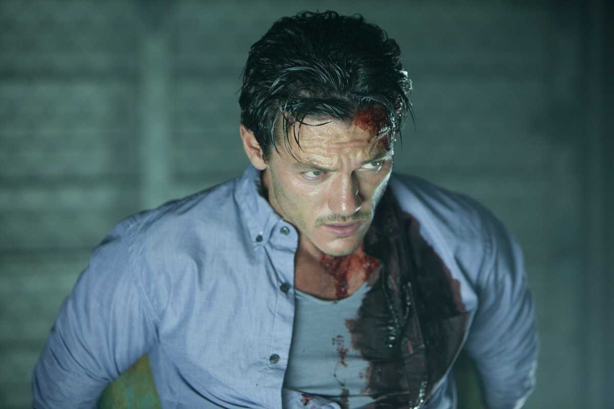 Luke Evans as Driver in No One Lives (2012)