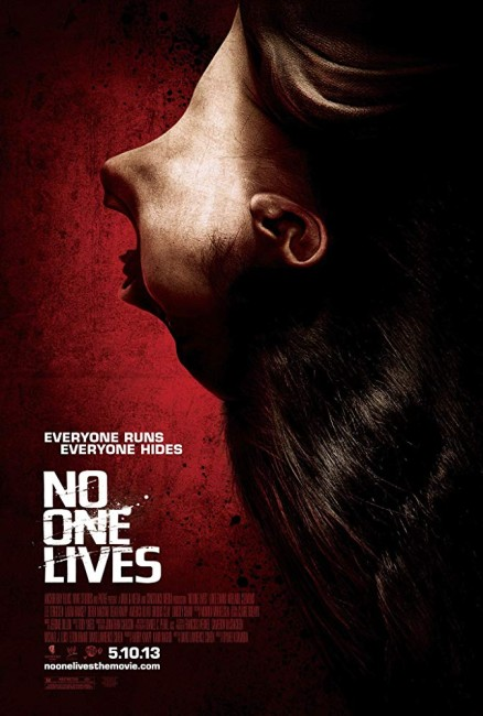 No One Lives (2012) poster
