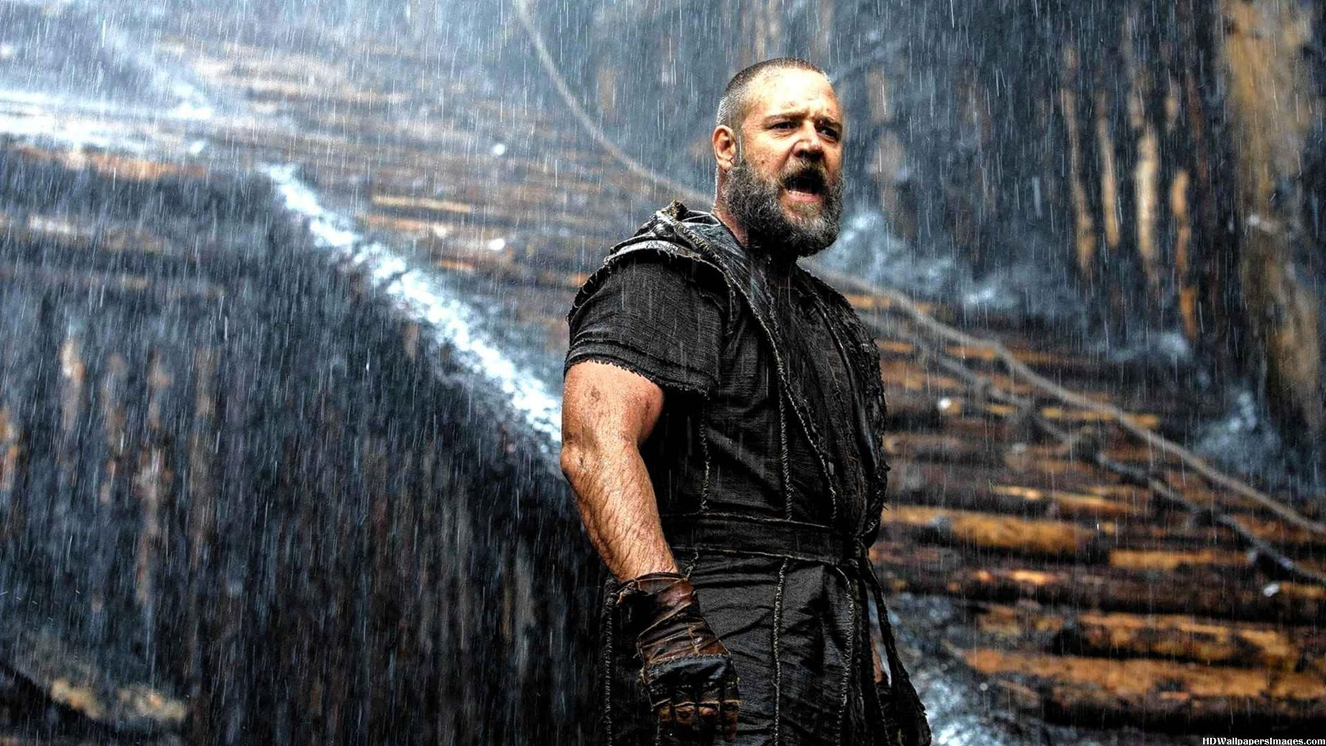 Russell Crowe as Noah (2004)