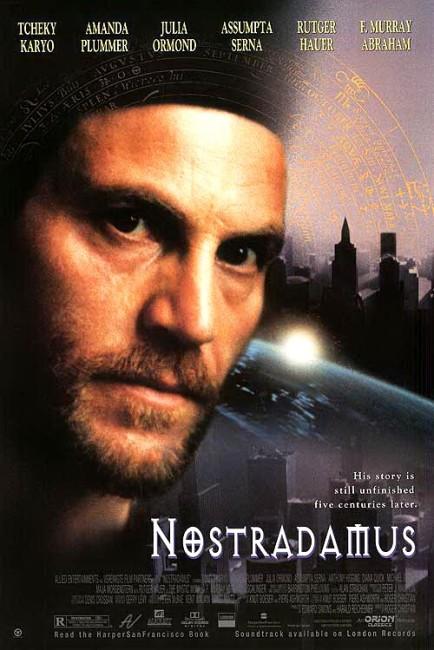 Nostradamus (1994) poster