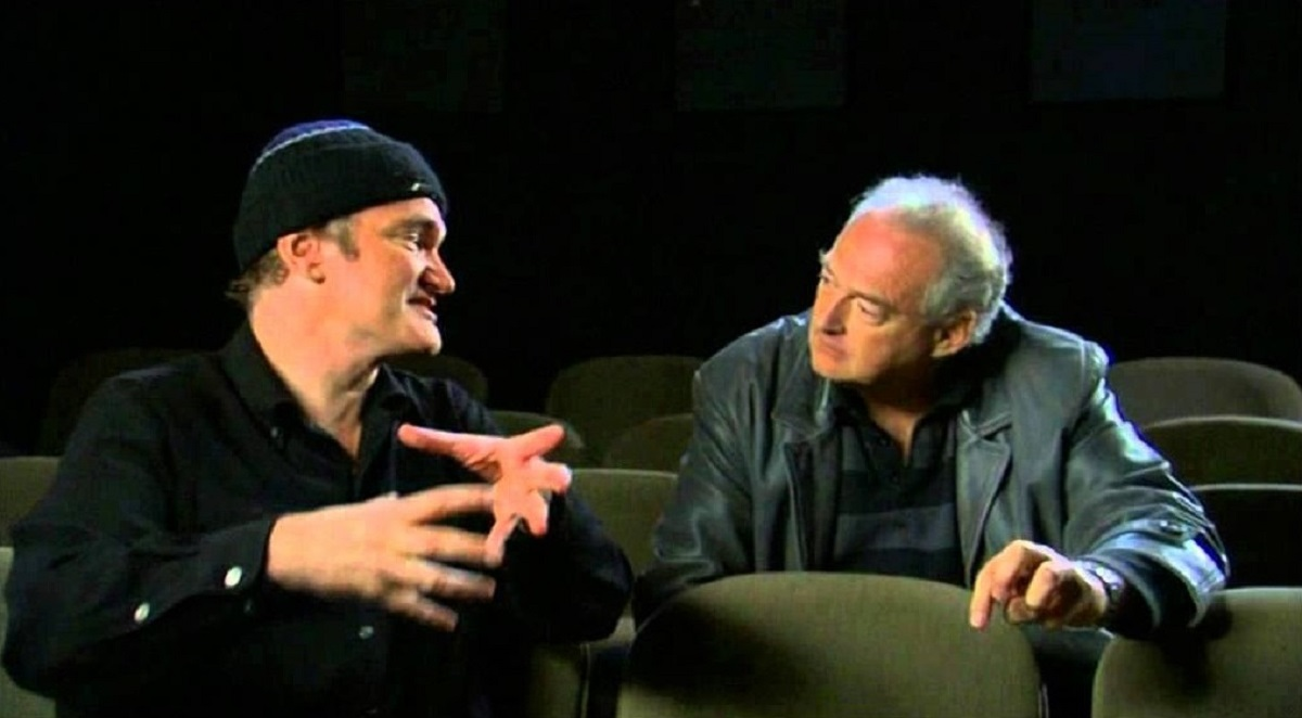 (l to r) Quentin Tarantino champions the name of Brian Trenchard-Smith in Not Quite Hollywood: The Wild Untold Story of Ozploitation! (2008)