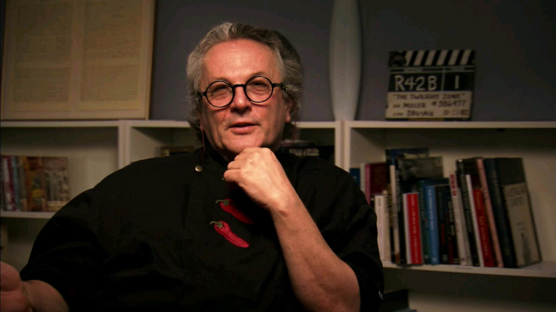 Mad Max director George Miller interviewed in Not Quite Hollywood: The Wild Untold Story of Ozploitation! (2008)