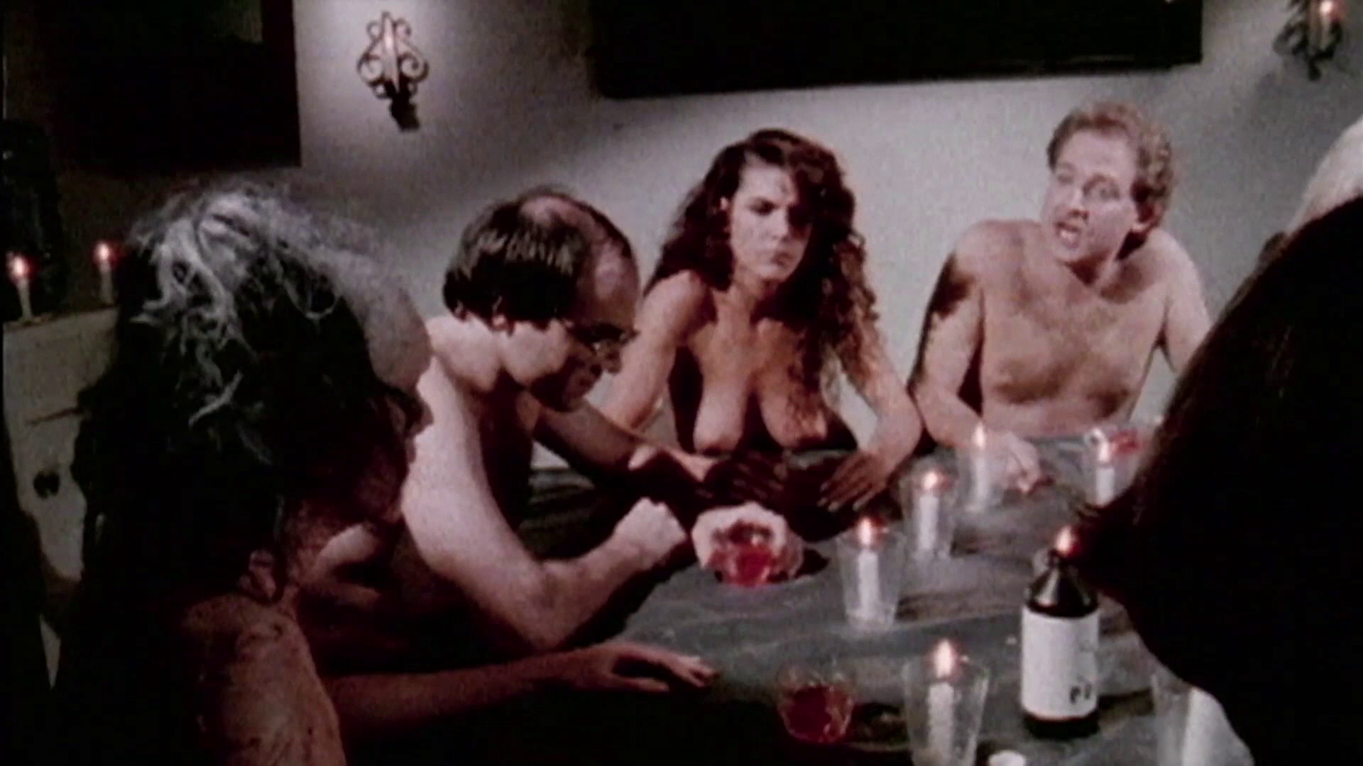 Nudists and zombies in Nudist Colony of the Dead (1991)