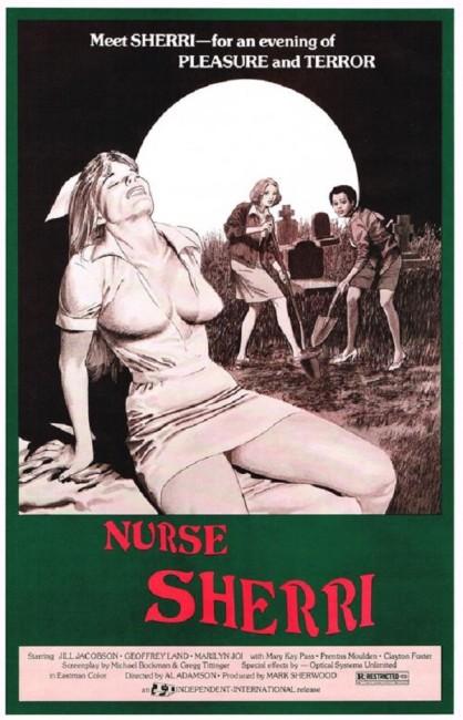 Nurse Sherri (1978) poster