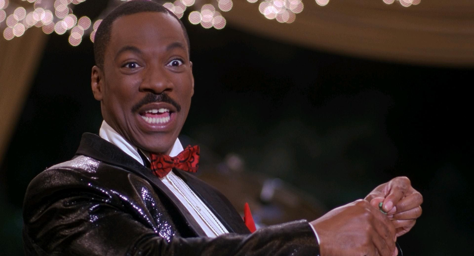Eddie Murphy as Buddy Love in The Nutty Professor (1996)