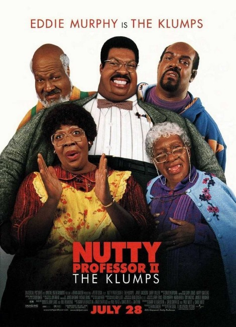The Nutty Professor II: The Klumps (2000) poster