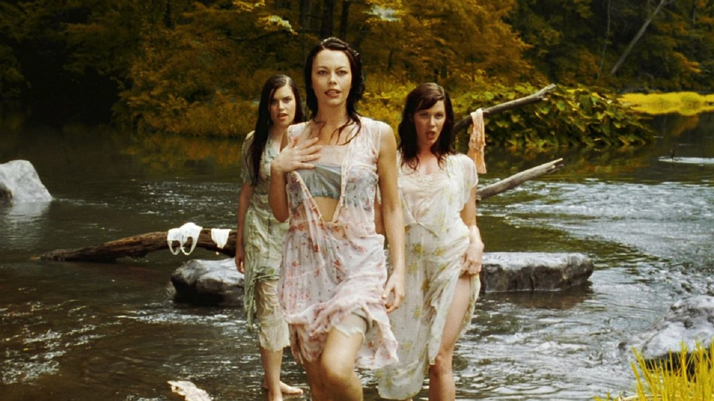 The sirens - (l to r) Christy Taylor, Musetta Vander and Mia Tate in O Brother, Where Art Thou? (2000)