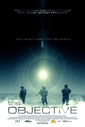 The Objective (2008) poster