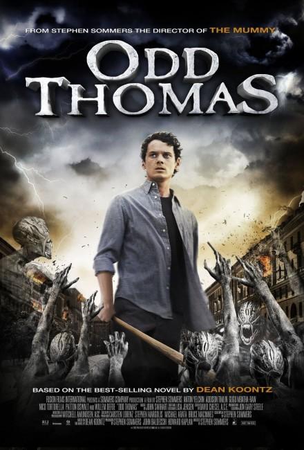 Odd Thomas (2013) poster