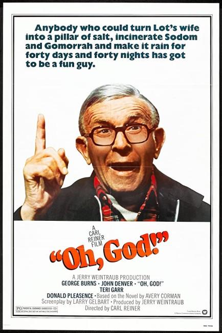 Oh, God! (1977) poster