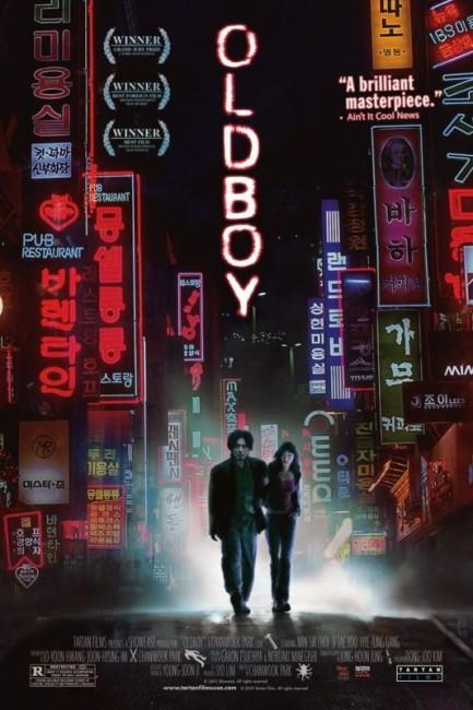 Oldboy (2003) poster
