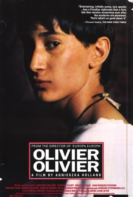 Olivier, Olivier (1992) poster