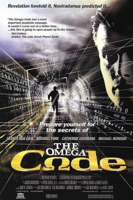 The Omega Code (1999) poster