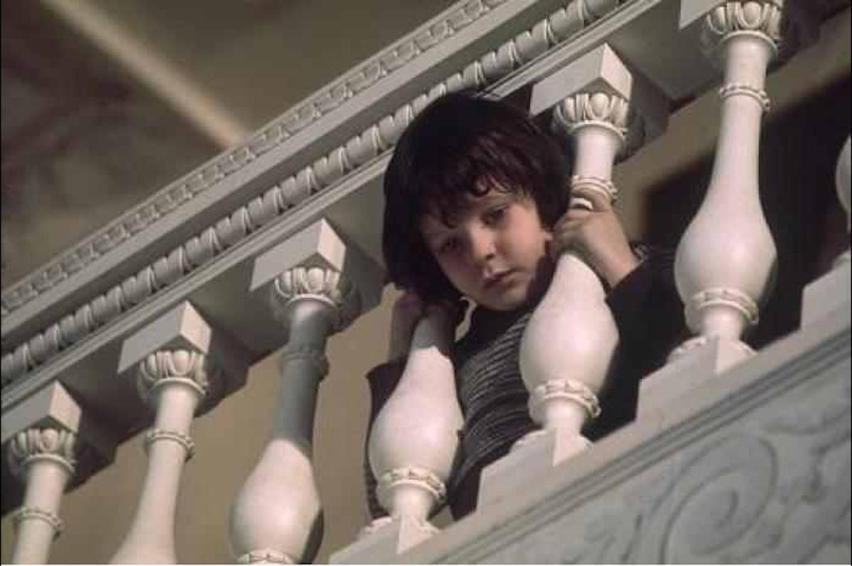 Damien (Harvey Stephens) in The Omen (1976)