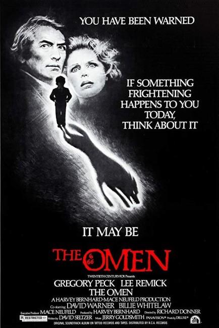 The Omen (1976) poster