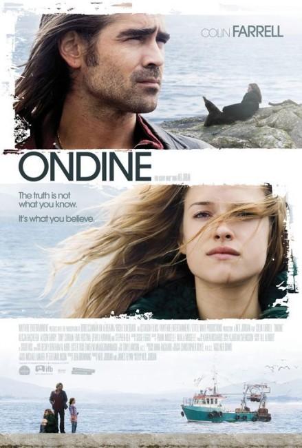 Ondine (2009) poster