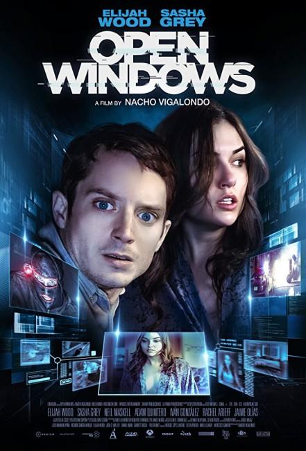 Open Windows (2014) poster