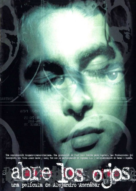 Open Your Eyes (1997) poster