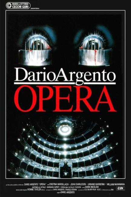 Opera (1987) poster