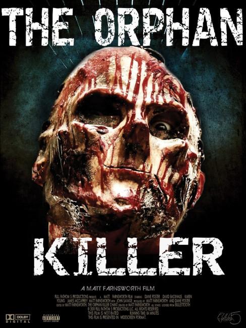 The Orphan Killer (2011) poster