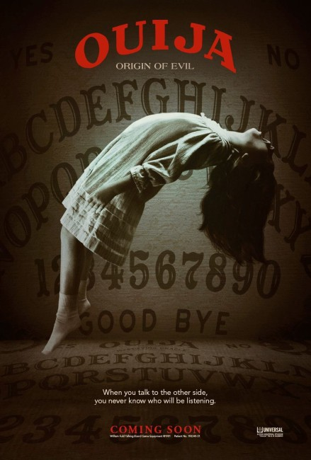 Ouija Origin of Evil (2016) poster