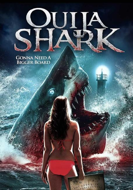Ouija Shark (2020) poster