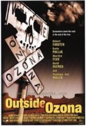 Outside Ozona (1998) poster