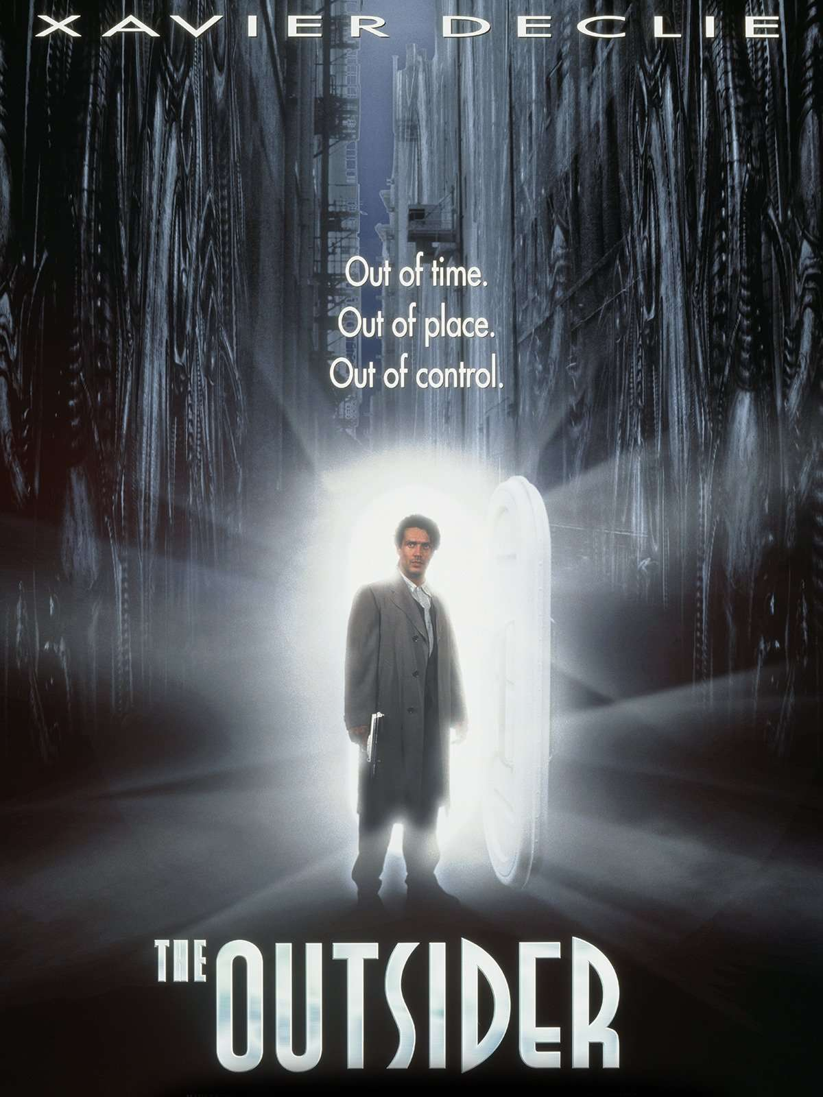 The Outsider (1996) poster