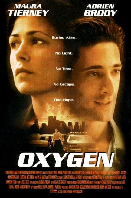 Oxygen (1999) poster