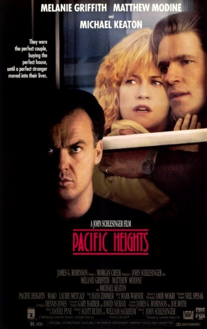 Pacific Heights (1990) poster