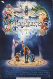 The Pagemaster (1994) poster
