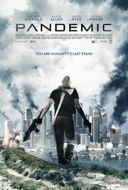 Pandemic (2016) poster