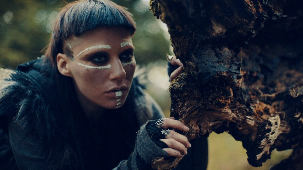 Jade-Fenix Hobday as Eiren in Pandorica (2016)