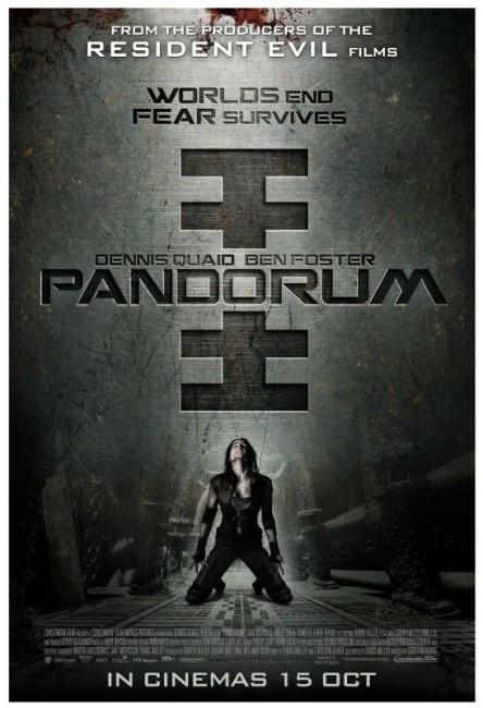 Pandorum (2009) poster