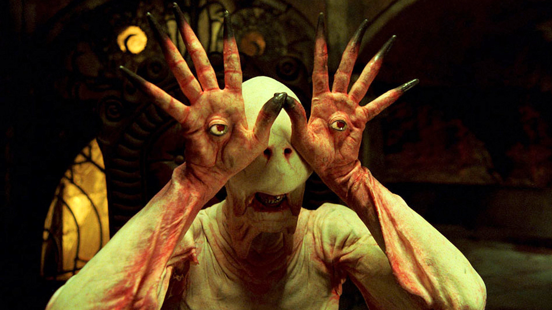 The Pale Man (Doug Jones) in Pan's Labyrinth (2006)