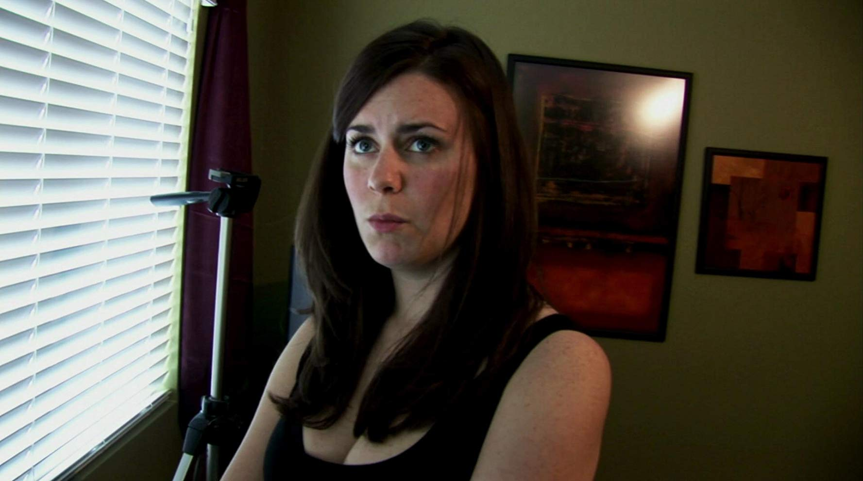 Katie Featherston in Paranormal Activity (2007)