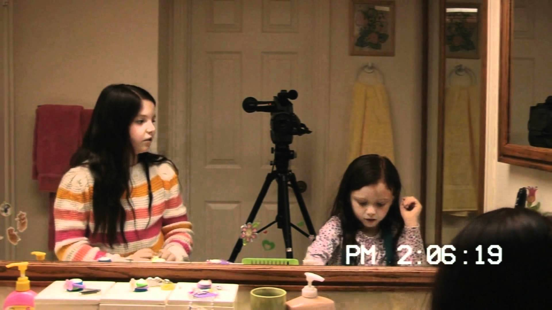 Chloe Csengery, Jessica Tyler Brown in Paranormal Activity 3 (2011)