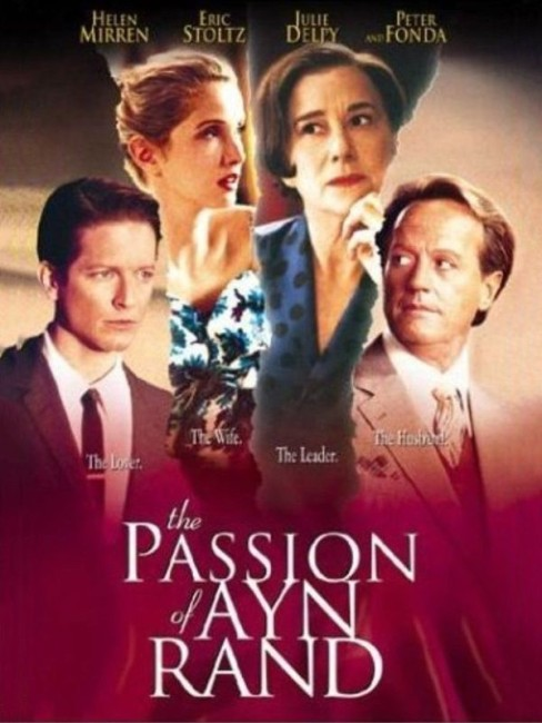 The Passion of Ayn Rand (1999) poster