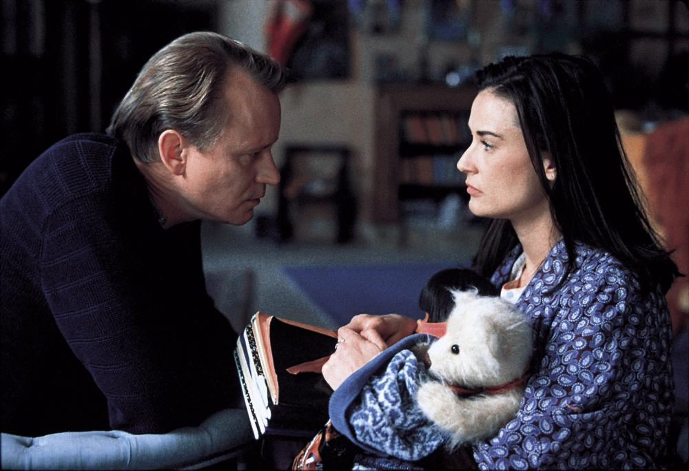 One of the Demi Moore's along with Stellan Skarsgård in Passion of Mind (2000)