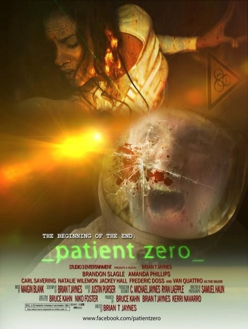Patient Zero (2012) poster