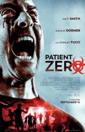 Patient Zero (2018) poster