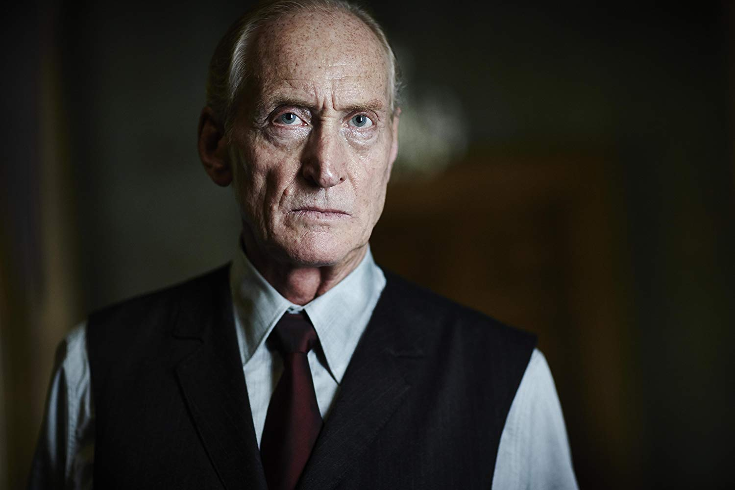 Head doctor Charles Dance in Patrick (2013)