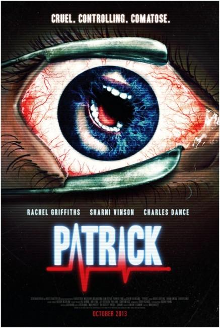 Patrick (2013) poster