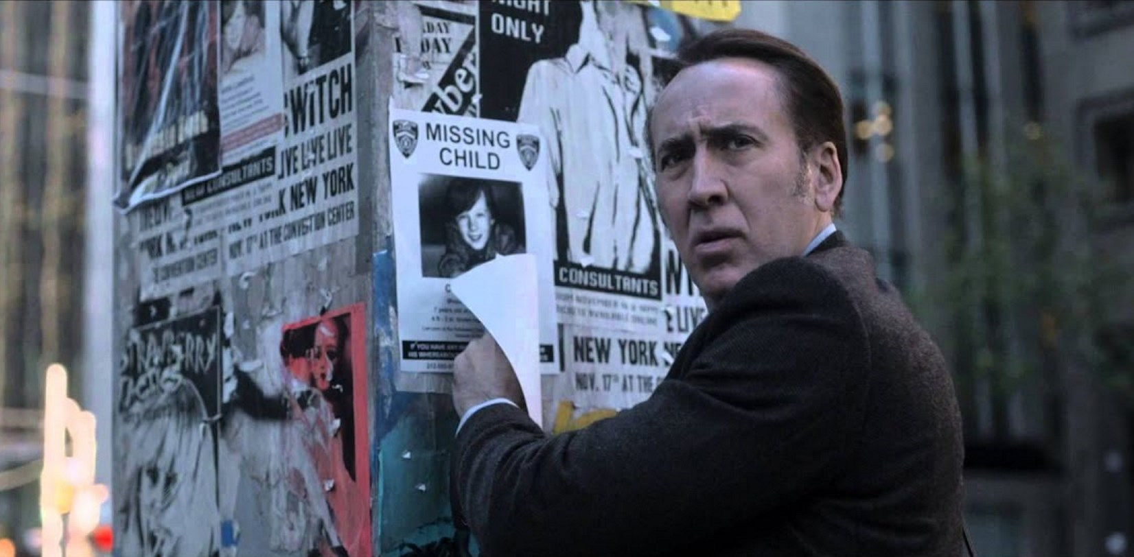 Nicolas Cage searches for his abducted son in Pay the Ghost (2015)