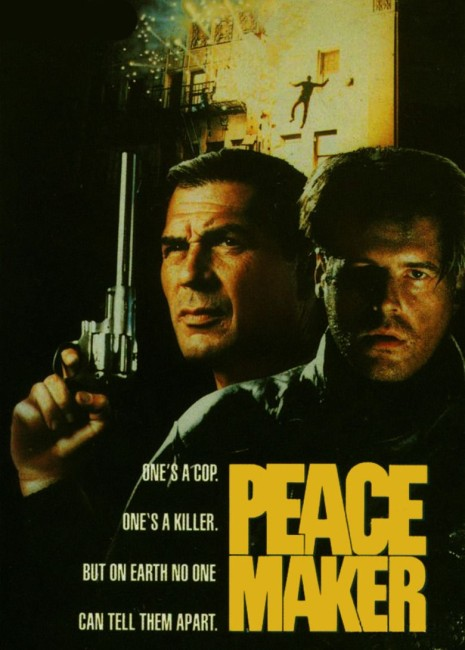 Peacemaker (1990) poster